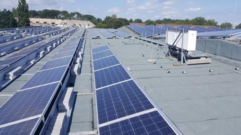 Solarpark Bernau