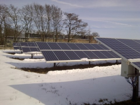 Solarpark Heidenau