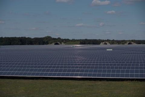 Solarpark Lauta