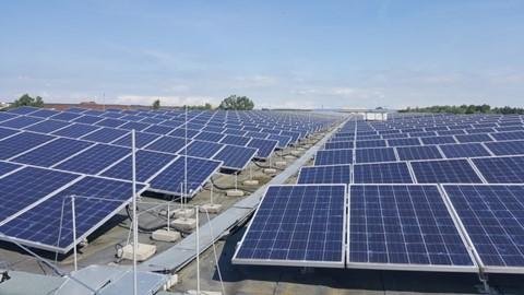 Solarpark Leipzig