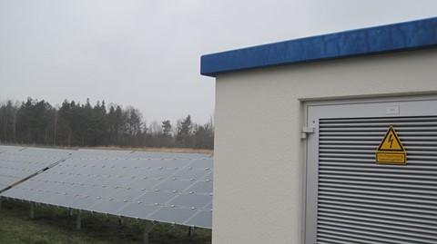 Solarpark Lübben