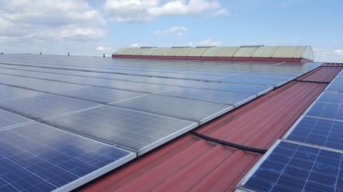 Solarpark Magdeburg