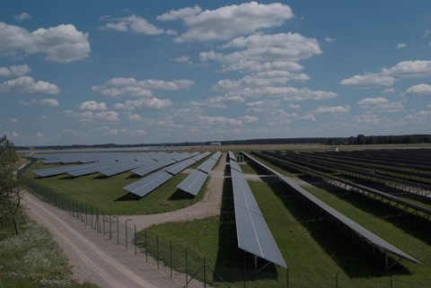 Solarpark Mittenwalde