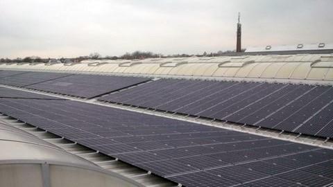 Solarpark PARCHIM